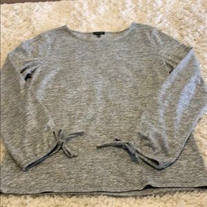Talbots Long sleeved  top sparkle